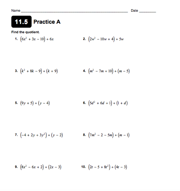 22 55 Problem Set Homework Solutions