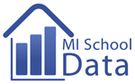 MI School Data Logo